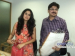 Roopa Iyer Gets Engaged To Gautham Srivatsav