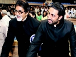 Bachchan Dad Son To Cheer In Fifa Finals