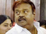Actor Politician Vijayakanth Hospitalised