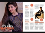 Pranitha One Of 10 Telugu Actresses Featured In Femina Magazine