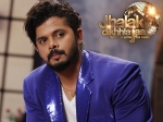 Sreesanth Stormed Out Jhalak Dikhla Jaa 7 Sets Gets Eliminated