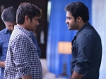 Santosh Srinivas Enjoyed Directing Jr Ntr In Rabhasa On Set Photos