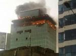 Fire Damage Comedy Nights With Kapil Footage Preeti Simoes Worried