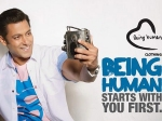 Salman Khan Kick Secret Being Human Deeds Through Films