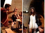 Ranbir Kapoor Deepika Padukone Fun Dance At Tamasha Sets