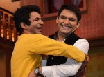 Kapil Sharma Welcomed Sunil Grover Gutthi Shtyle Comedy Nights