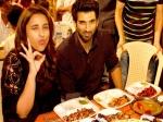 Aditya Roy Kapur Parineeti Chopra Daawat On Ramzan Special Food
