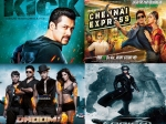 Kick Dhoom 3 Krrish 3 Bollywood Films That Made 100 Crores Within 10 Days