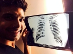 Karan Kundra Injured Sets Fanaah Advised Bed Rest