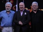 Naseeruddin Shah Om Puri Shy Romantic On Anupam Kher Show