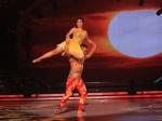 Dancer Missed Cue Sophie Choudhary Injures Back Jhalak Dikhhla Jaa