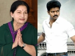 Thalaivaa Ban Episode Vijay Makes Woo Jayalalitha
