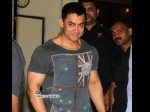 Aamir Khan Rajkumar Hirani Siddharth Roy Kapur Spotted
