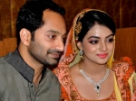 Fahad Fazil Celebrates Birthday With Nazriya