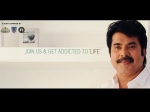 Mammootty Promotes Addicted To Life Campaign