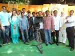 Vv Vinayak Launches Mahesh Babu Koratala Siva Movie Photos