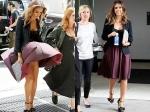 Jessica Alba Suffers Wardrobe Malfunction