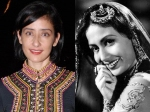 Manisha Koirala Act The Biopic On Meena Kumari