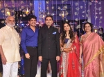 Chiranjeevi Nagarjuna Mohan Babu K Raghavendra Rao Son Wedding Reception Photos 157204 Pg