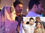 Fahad And Nazriya Entered Into Wedlock
