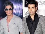 Why Shahrukh Said No Karan Johar