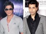 Why Shahrukh Said No Karan Johar