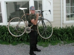 Robin Williams Sold His Favourite Pegoretti At Charity Before Death