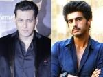 Arjun Kapoor Pays Tribute Salman Khan
