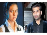 Kajol Karan Johar Turn Foes From Friends