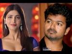 Shruti Hassan Vijay Movie