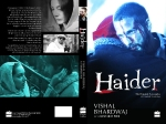 Vishal Bhardwaj Haider Other Films Being Made Into Books