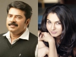 Mammootty And Andrea Jeremiah In Fireman