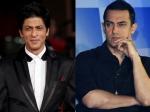 Shahrukh Khan Calls Aamir Khan Half Hero