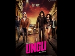 Emraan Hashmi Kangan Ranaut Cool Looks In Ungli New Poster