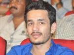 Akkineni Akhil Is Brand Ambassador For Titan