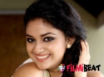 Keerthi Suresh Is Excited