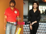 Chiranjeevi Sarja And Pranitha Subhash Celebrate Their Birthday