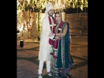 Dia Mirza Sahil Sangha Dream Wedding