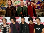 One Direction Coldplay To Perform At Bbc Music Awards