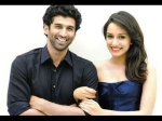 Shraddha Kapoor Aditya Roy Kapur Ride Together On Diwali
