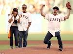 Robin Williams Children Pay Tribute To Father At Giants Game