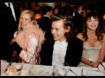 Harry Styles Spends A Nice Evening With Kate Moss