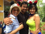 Check Out Sunny Leone Halloween Special Look
