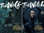 Posters Of Into The Woods Starring Meryl Streep Johnny Depp Out