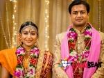 Padmapriya Ties The Knot