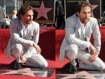 Matthew Mcconaughey Honoured With A Star At Hollywood Walk Of Fame