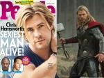Chris Hemsworth Is 2014 Sexiest Man Alive