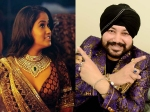 Salman Khan Sister Arpita Khan Gets Emerald Ring From Daler Mehndi