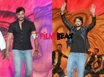 Darshan Sudeep Cause Furore At Dr Raj Memorial Inauguration Cultural Night
