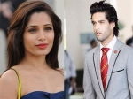 Freida Pinto Talks About Drunken Date With Siddharth Mallya
